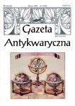 Gazeta Antykwaryczna. [R.1], nr 1: marzec 1996.
