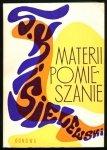 Kisielewski Stefan - Materii pomieszanie.