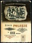 Wasylewski S. Życie polskie w XIX wieku