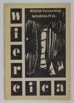 [Speleologia]. Wiercica. Nr 59 (71). VI 1988.