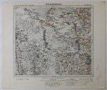 T17. Wyschki - mapa 1:100 000 [Karte des westlichen Russlands]