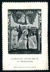 Cudowny  obraz M.B. w Starejwsi. [191-?] [Obrazek św.]