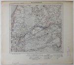 Wangasch - mapa 1:100 000