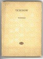 Tichonow Mikołaj - Wiersze. Redagował Leopold Lewin