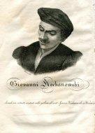 [Jan Kochanowski] Giovanni Kochanowski - miedzioryt 1831