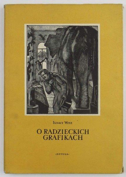 Witz Ignacy - O radzieckich grafikach.