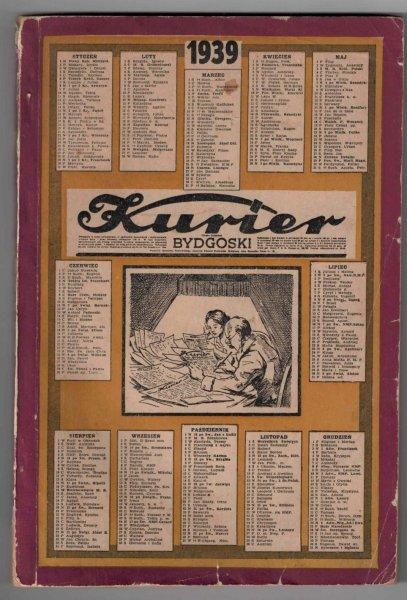 Bydgoski Ilustrowany Kalendarz na rok 1939