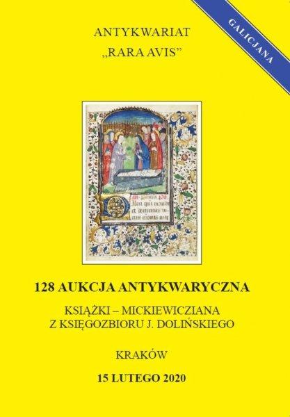 KATALOG AUKCYJNY - AK128