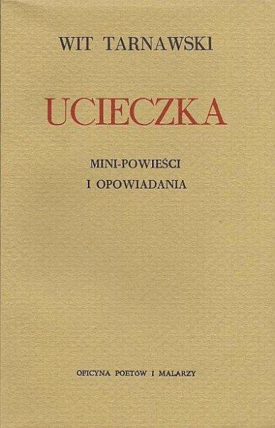 Tarnawski Wit - Mini-powieści i opowiadania.