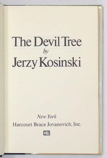 KOSIŃSKI Jerzy - The Devil Tree.