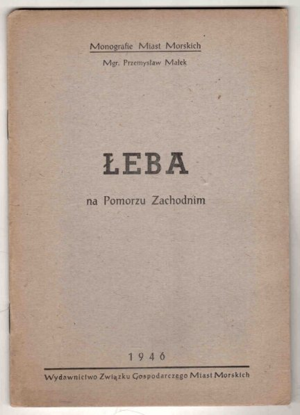 Małek Przemysław - Łeba na Pomorzu Zachodnim