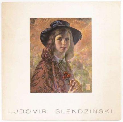 Ludomir Ślendziński. Malarstwo.