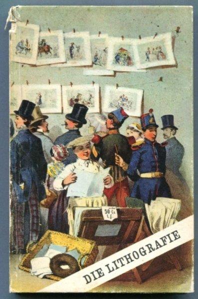 Mayer Rudolf - Die Lithografie. Eine Einfuhrung in ihre Geschichte und Technik