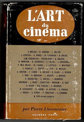 LHERMINIER Pierre - L'art du cinema.