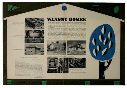 Kaczanowski Witold - Własny domek. Stosujcie materiały zastępcze, które umożliwiają wybudowanie schludnego i taniego domku.