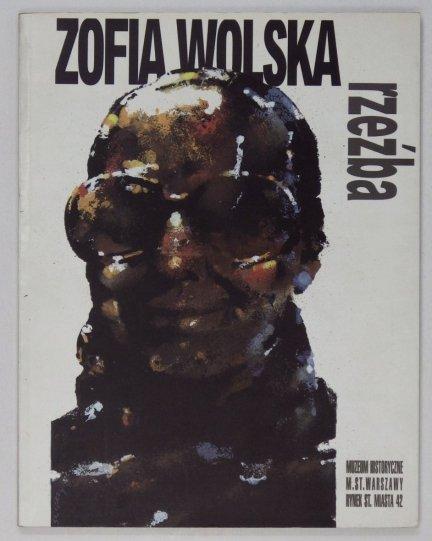 Muzeum Historyczne M.St.Warszawy. Zofia Wolska - rzeźba