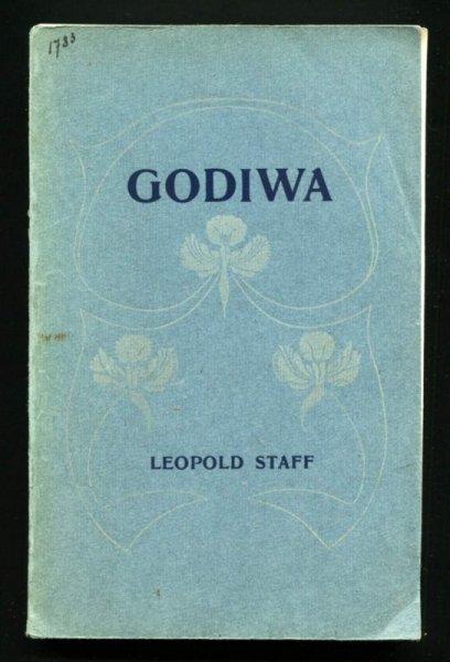Staff Leopold - Godiwa. Dramat w trzech aktach. Wyd. I.