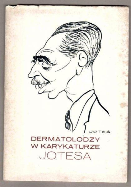 Michałowski Roman - Dermatolodzy w karykaturze JOTESA