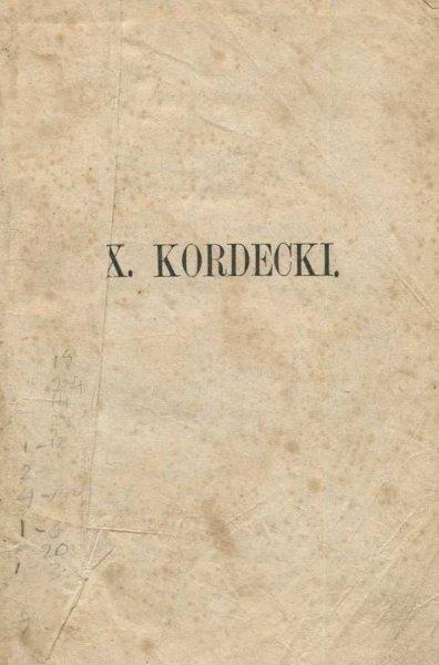 Krajewski Franciszek - Xiądz Kordecki w obronie Częstochowy w roku 1655. Poemat historyczny. Wydanie II.