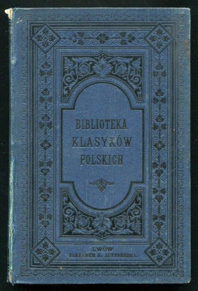 Trembecki Stanisław - Pisma. T.1-2. [Biblioteka Klasyków Polskich].