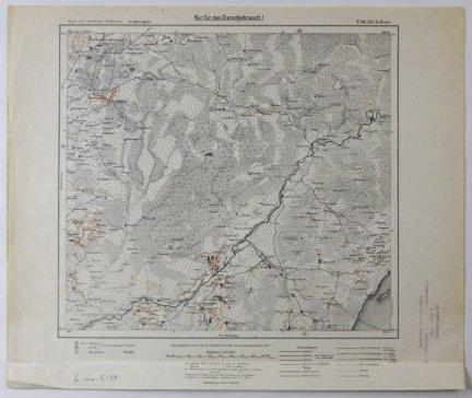 T14. Alt Luban - mapa 1:100 000 [Karte des westlichen Russlands]