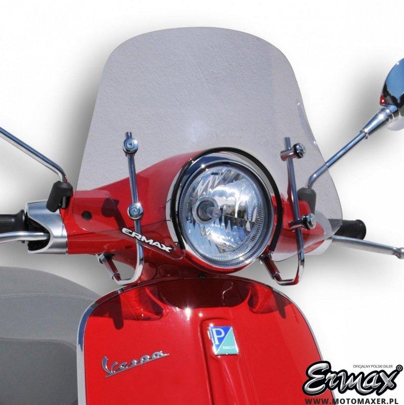 Szyba ERMAX SCOOTER MINI SPORTIVO 40 cm VESPA PRIMAVERA 50 / 125 / 150 ccm