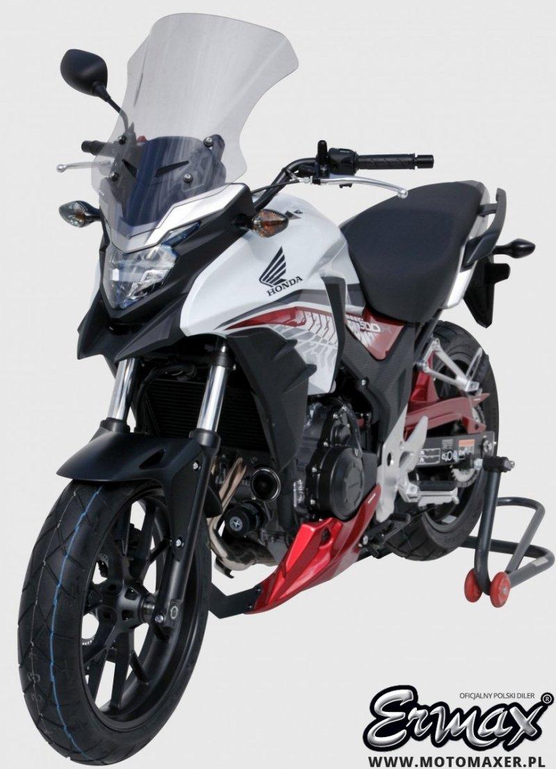 Szyba ERMAX TOURING 47 cm Honda CB500X 2016 - 2018