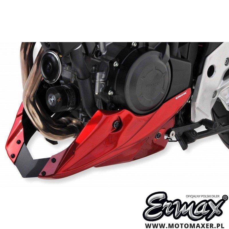 Pług owiewka spoiler silnika ERMAX BELLY PAN Honda CB500X 2013 - 2015