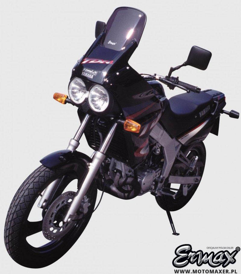 Szyba ERMAX HIGH + 16 cm Yamaha TDR 125 1993 - 2004