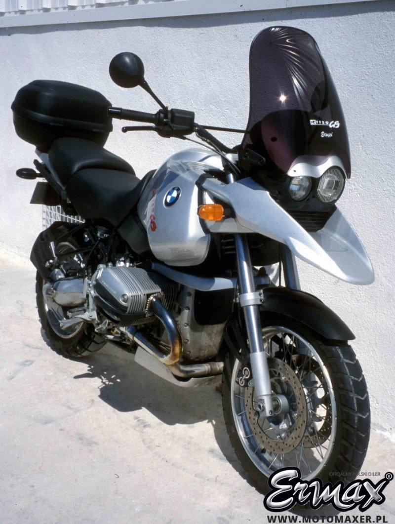 Szyba ERMAX HIGH 46 cm BMW R1150GS 2000 - 2006