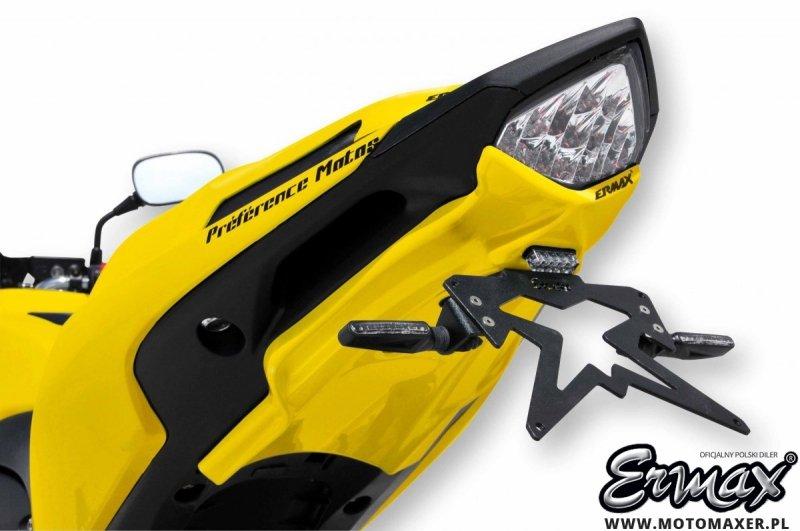 Uchwyt tablicy rejestracyjnej ERMAX PLATE HOLDER Honda CB600 HORNET 2011 - 2013