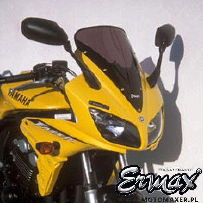Szyba ERMAX HIGH + 5 cm Yamaha FZS 600 FAZER 2002 - 2003