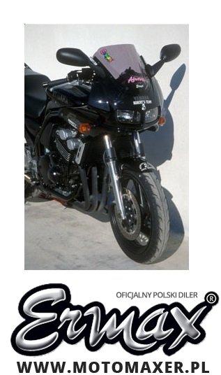 Szyba ERMAX AEROMAX Yamaha FZS 600 FAZER 1998 - 2001