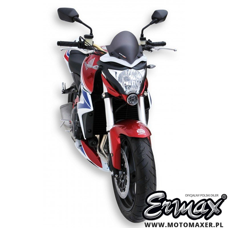 Szyba ERMAX NOSE SPORT 23 cm Honda CB1000R 2008 - 2017