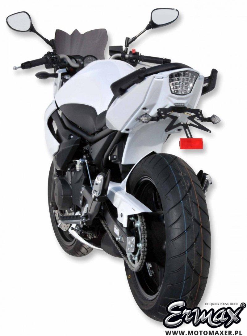 Mocowanie tablicy rejestracyjnej ERMAX UNDERTAIL Yamaha XJ6N 2013 - 2016