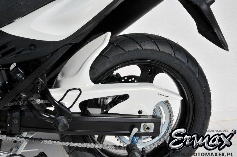 Błotnik tylny i osłona łańcucha ERMAX REAR HUGGER Suzuki DL 650 V-STROM XT 2012 - 2016