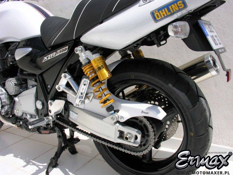Błotnik tylny i osłona łańcucha ERMAX REAR HUGGER Yamaha XJR1300 1999 - 2016