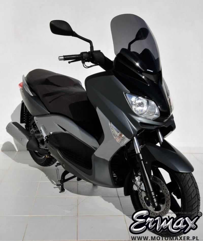 Szyba ERMAX SCOOTER ORIGINAL Yamaha X-MAX 125 / 250 2010 - 2013