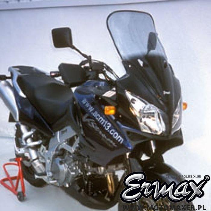 Szyba ERMAX HIGH 59 cm Suzuki DL 1000 V-Strom 2002 - 2003