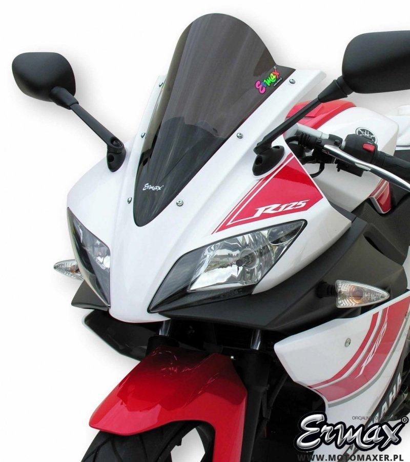 Szyba ERMAX AEROMAX 40 cm Yamaha YZF-R125 2008 - 2014