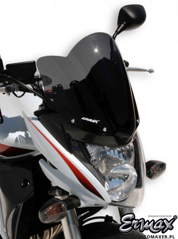 Szyba ERMAX NOSE 31 cm Honda CB600 HORNET 2007 - 2010