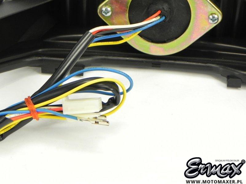 Lampa ERMAX TAILLIGHT LED Suzuki GSF 1200 BANDIT 2006 - 2007