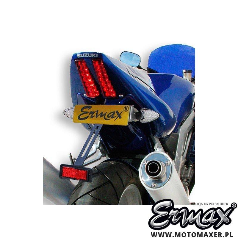 Mocowanie rejestracji + wypełnienie zadupka ERMAX UDT FENDER ELIMINATOR