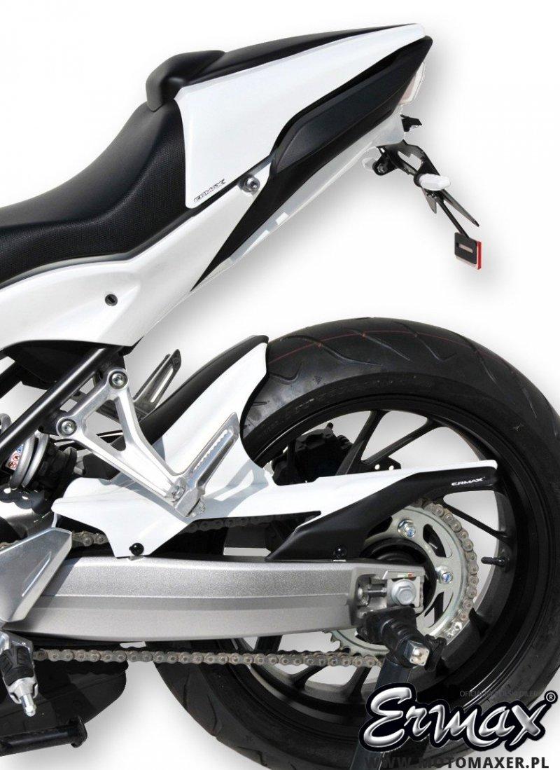 Błotnik tylny i osłona łańcucha ERMAX REAR HUGGER Honda CB650F 2014 - 2016