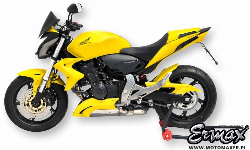 Wloty powietrza osłona chłodnicy AIR SCOOP ERMAX Honda CB600 HORNET 2011 - 2013