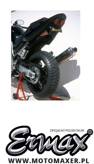 Mocowanie tablicy rejestracyjnej ERMAX UNDERTAIL Yamaha FZS 1000 FAZER 2001 - 2005