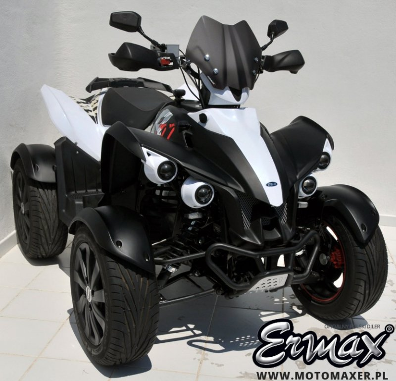 Szyba ERMAX NOSE SCREEN SPORT