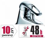 ARMATURA KRAKÓW - Albit Bateria jednouchwytowa, wannowa 4605-011-00