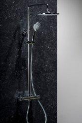 ARMATURA KRAKÓW - Zestaw natryskowy z baterią termostatyczną MOZA 5736-910-00 NOWOŚĆ!!!