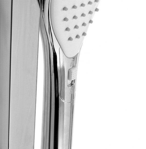 REA - Zestaw natryskowy AXEL WHITE